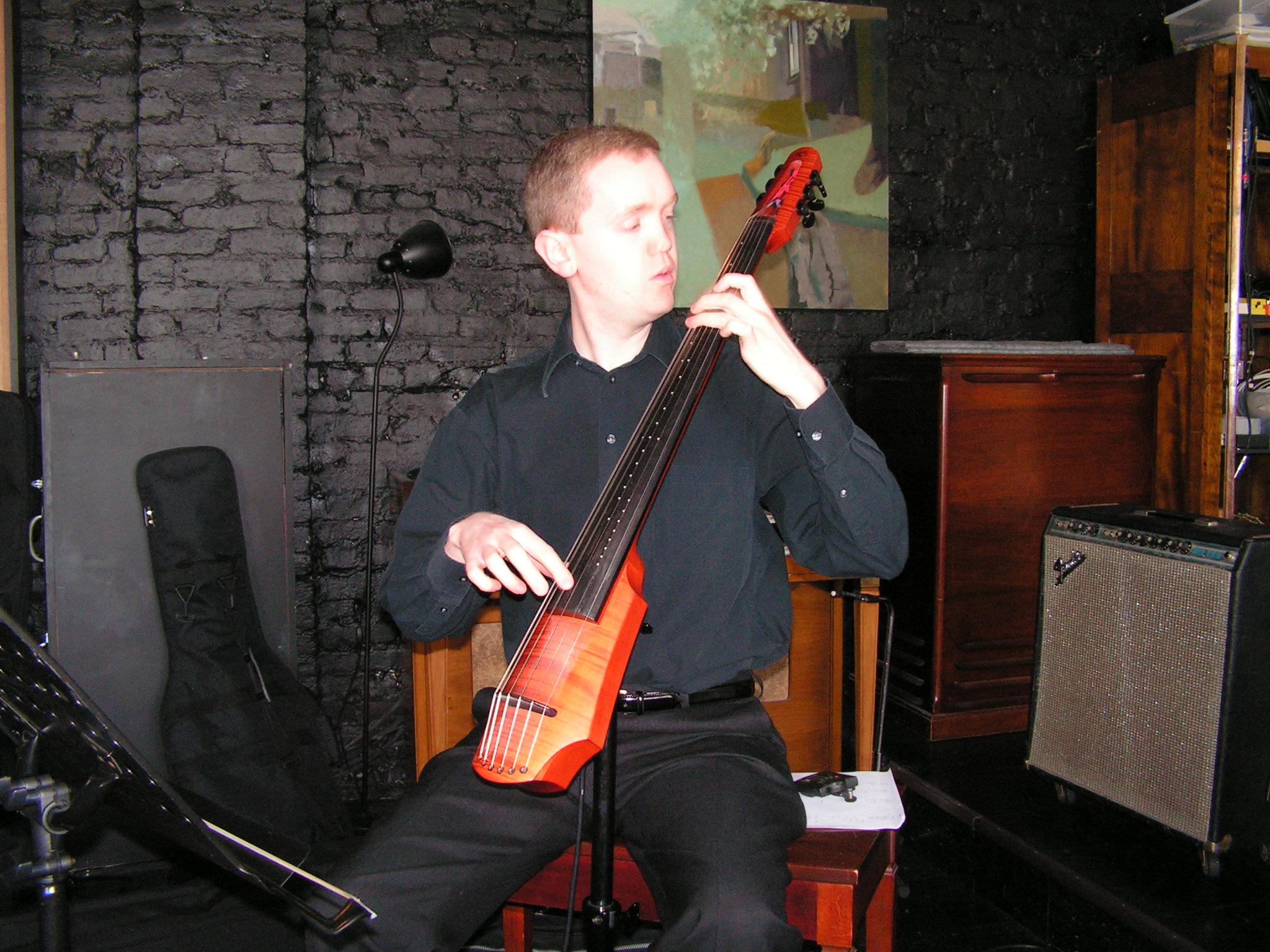 Brad Mellon-Cellist Bassist
