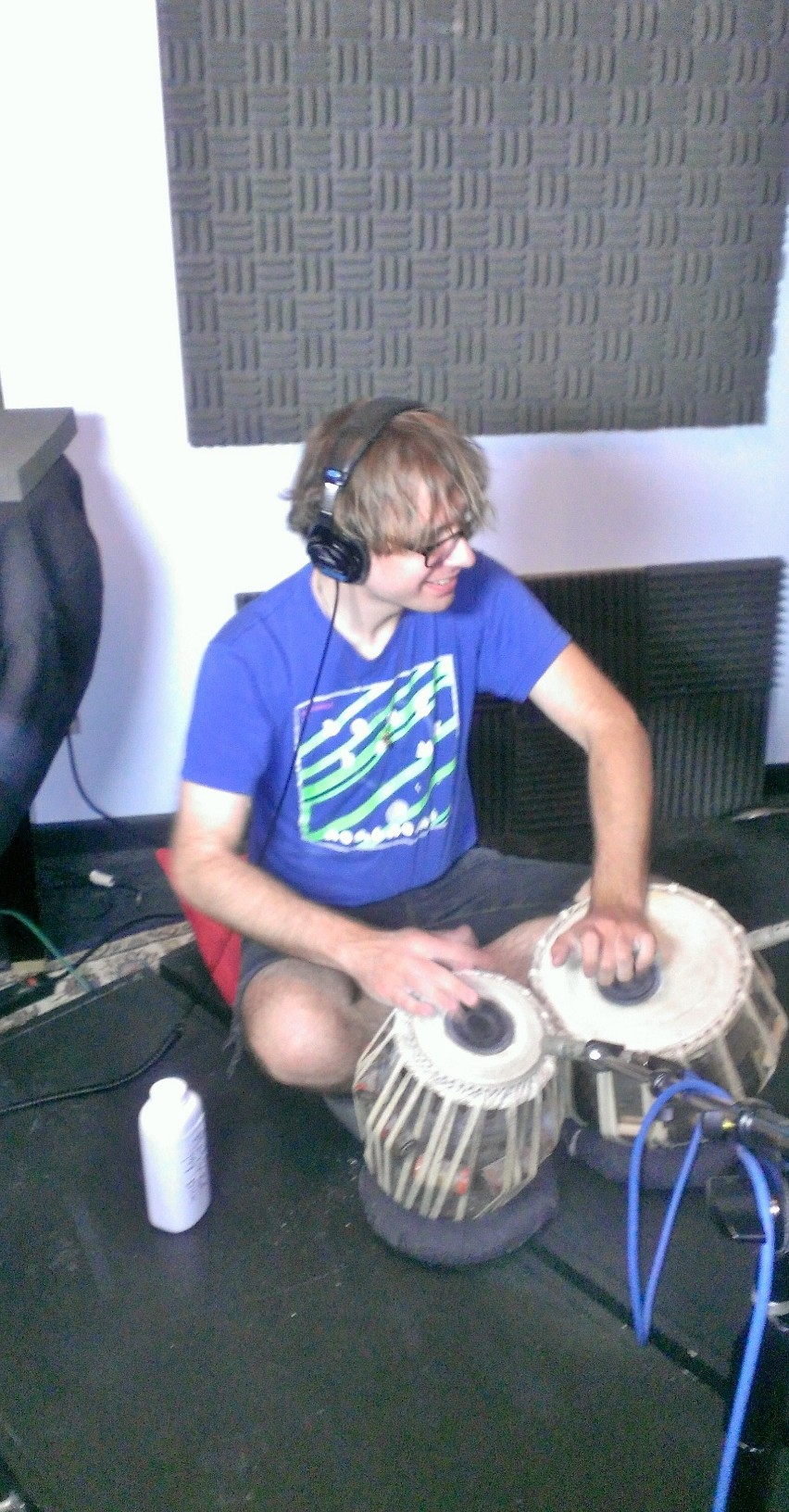 Ryan Jewell – Tabla, Percussion